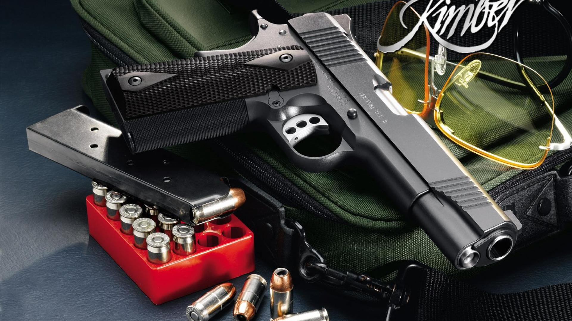 Amazing Kimber Pistol Pictures & Backgrounds