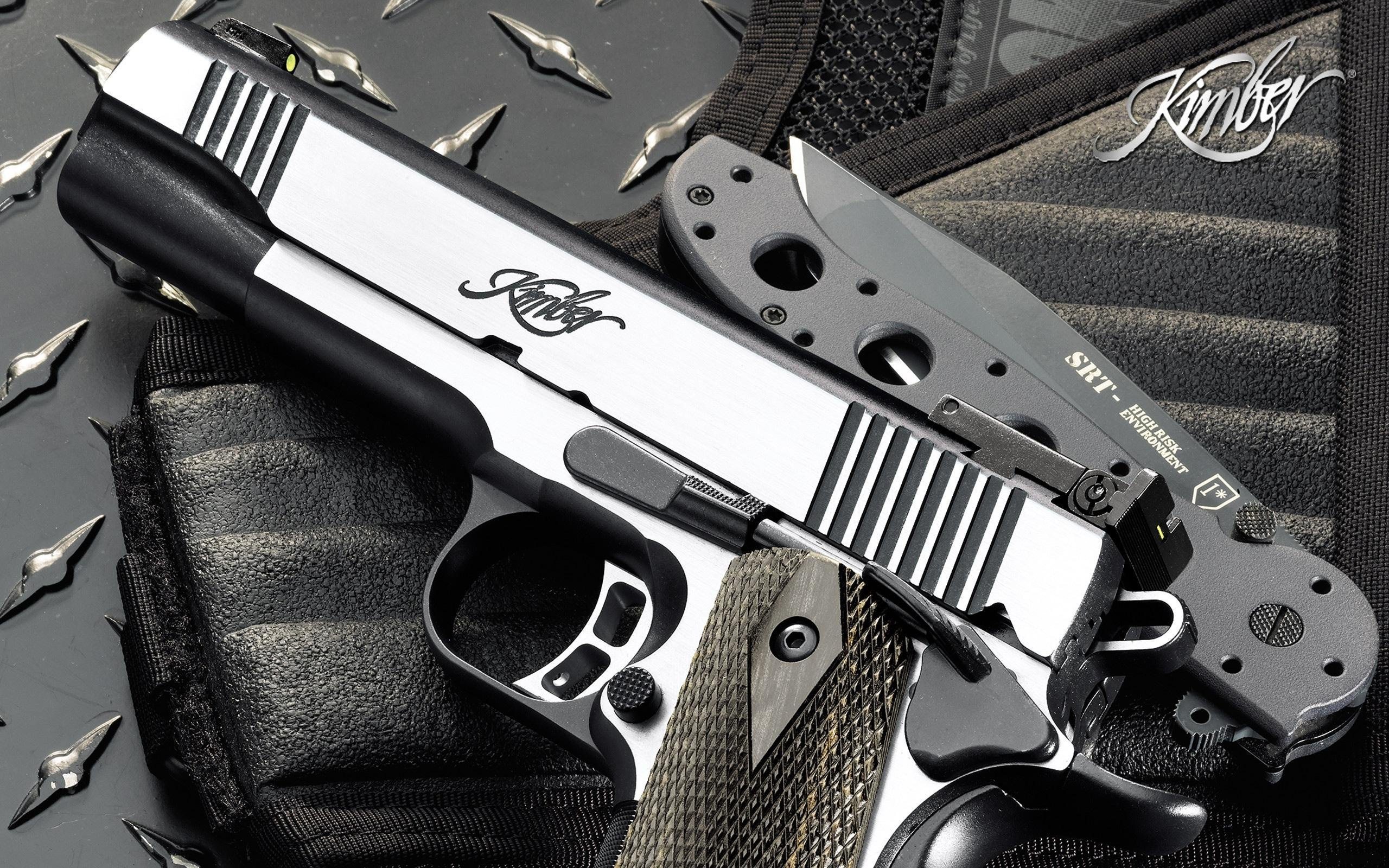 Kimber Pistol Pics, Weapons Collection