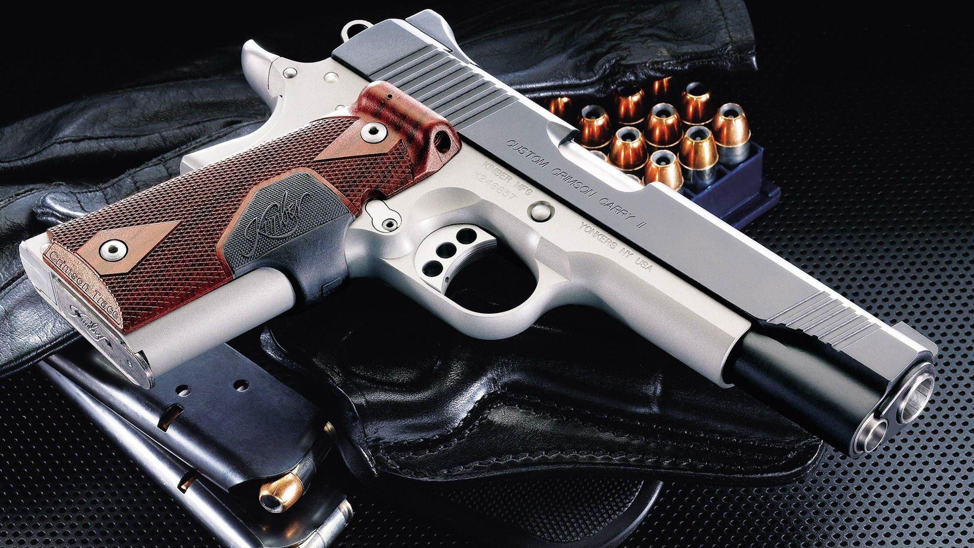 1920x1080 > Kimber Pistol Wallpapers