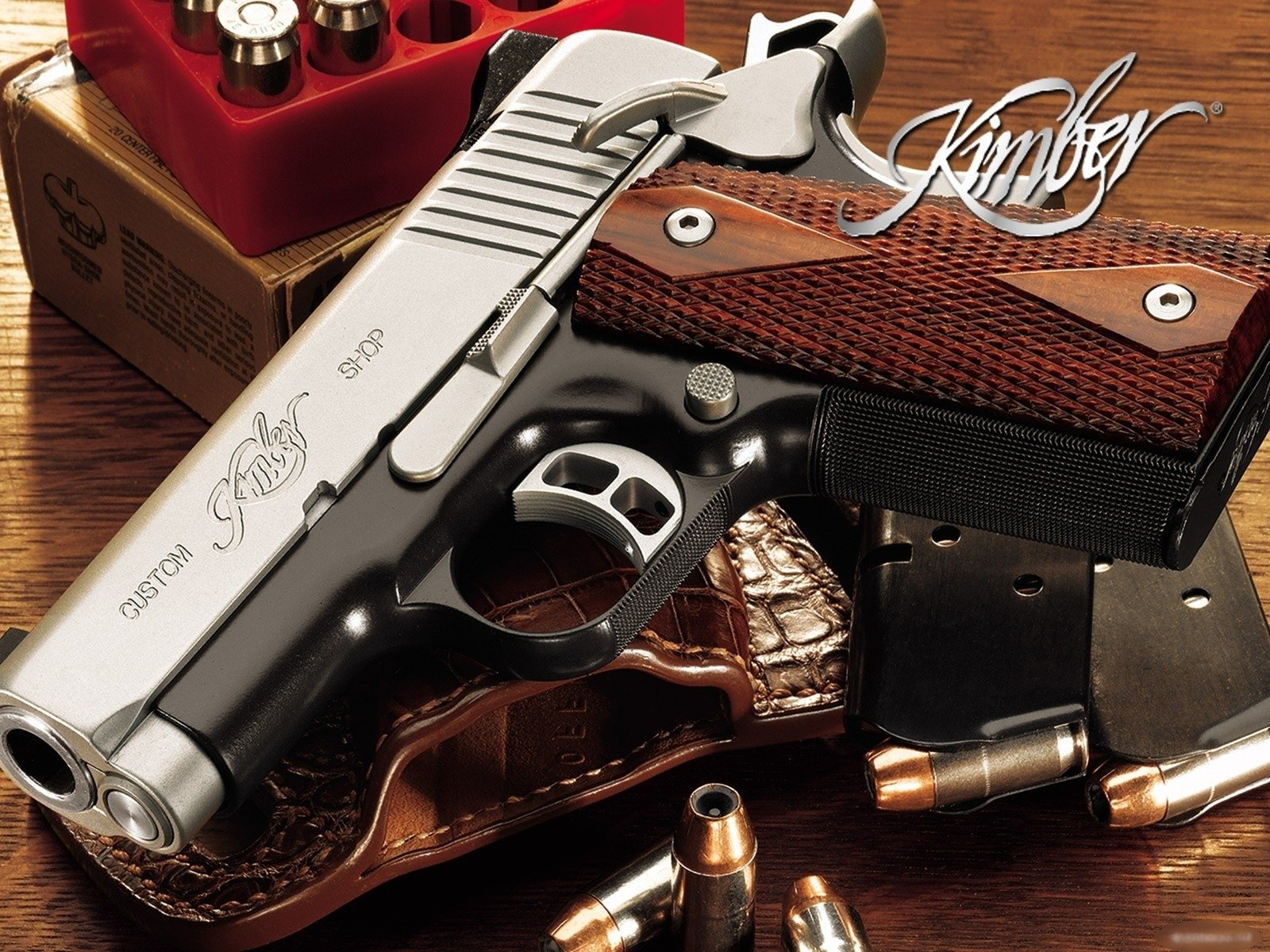 Kimber Pistol High Quality Background on Wallpapers Vista