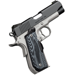 HD Quality Wallpaper | Collection: Weapons, 285x312 Kimber Pistol