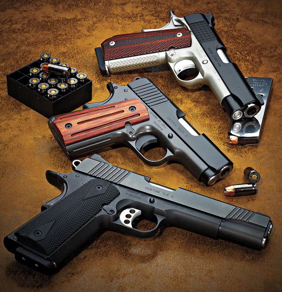 Nice Images Collection: Kimber Pistol Desktop Wallpapers