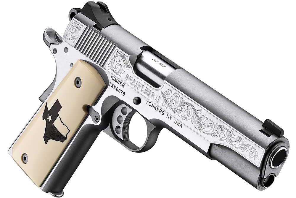 HQ Kimber Pistol Wallpapers | File 63.1Kb