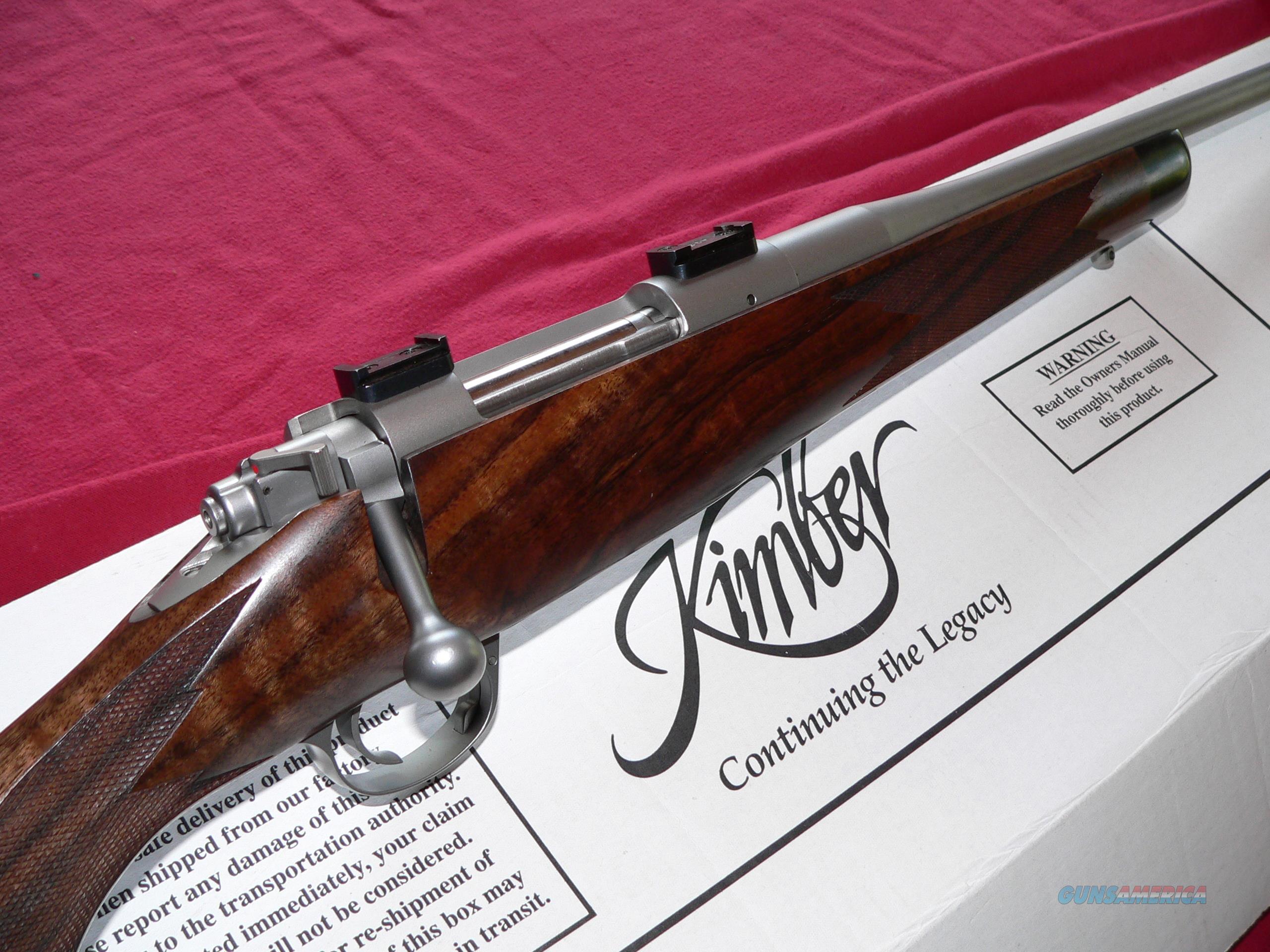Nice wallpapers Kimber Rifle 2560x1920px