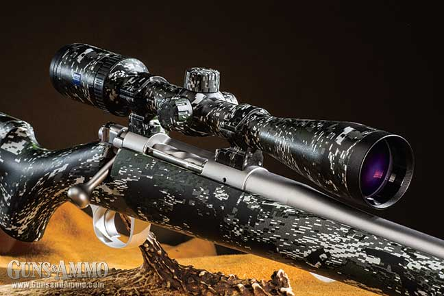 Kimber Rifle Pics, Weapons Collection
