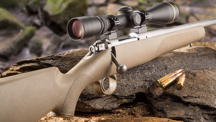 Kimber Rifle High Quality Background on Wallpapers Vista