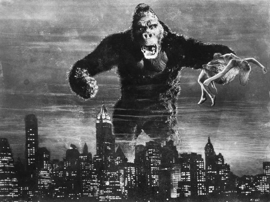 King Kong 1933 Wallpapers Movie Hq King Kong 1933 Pictures 4k Wallpapers 2019