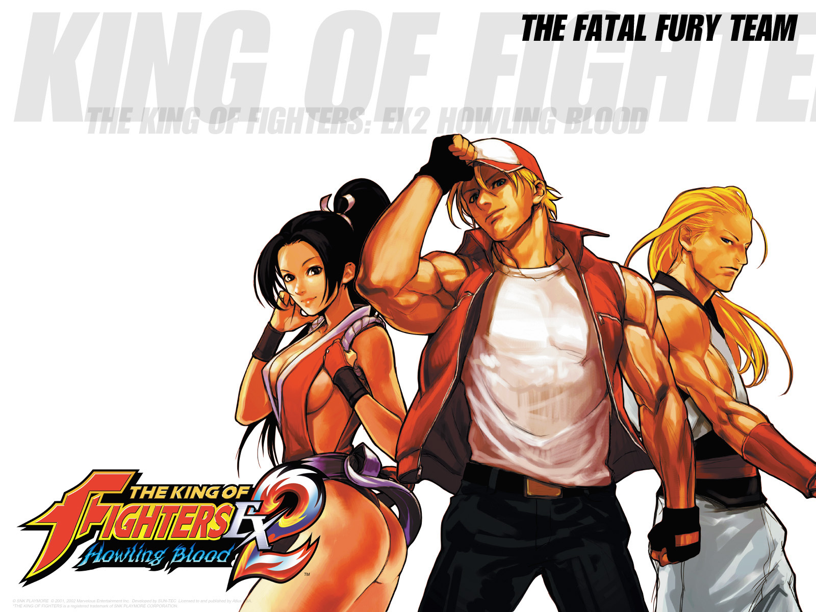 King Of Fighters Wallpapers Anime Hq King Of Fighters Pictures