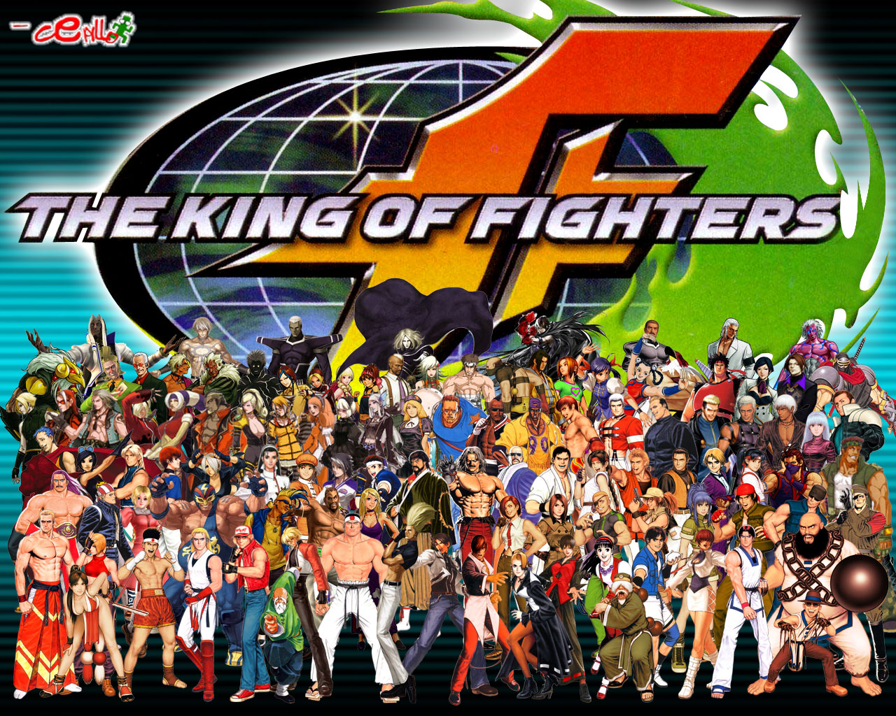 King Of Fighters Wallpapers Video Game Hq King Of Fighters