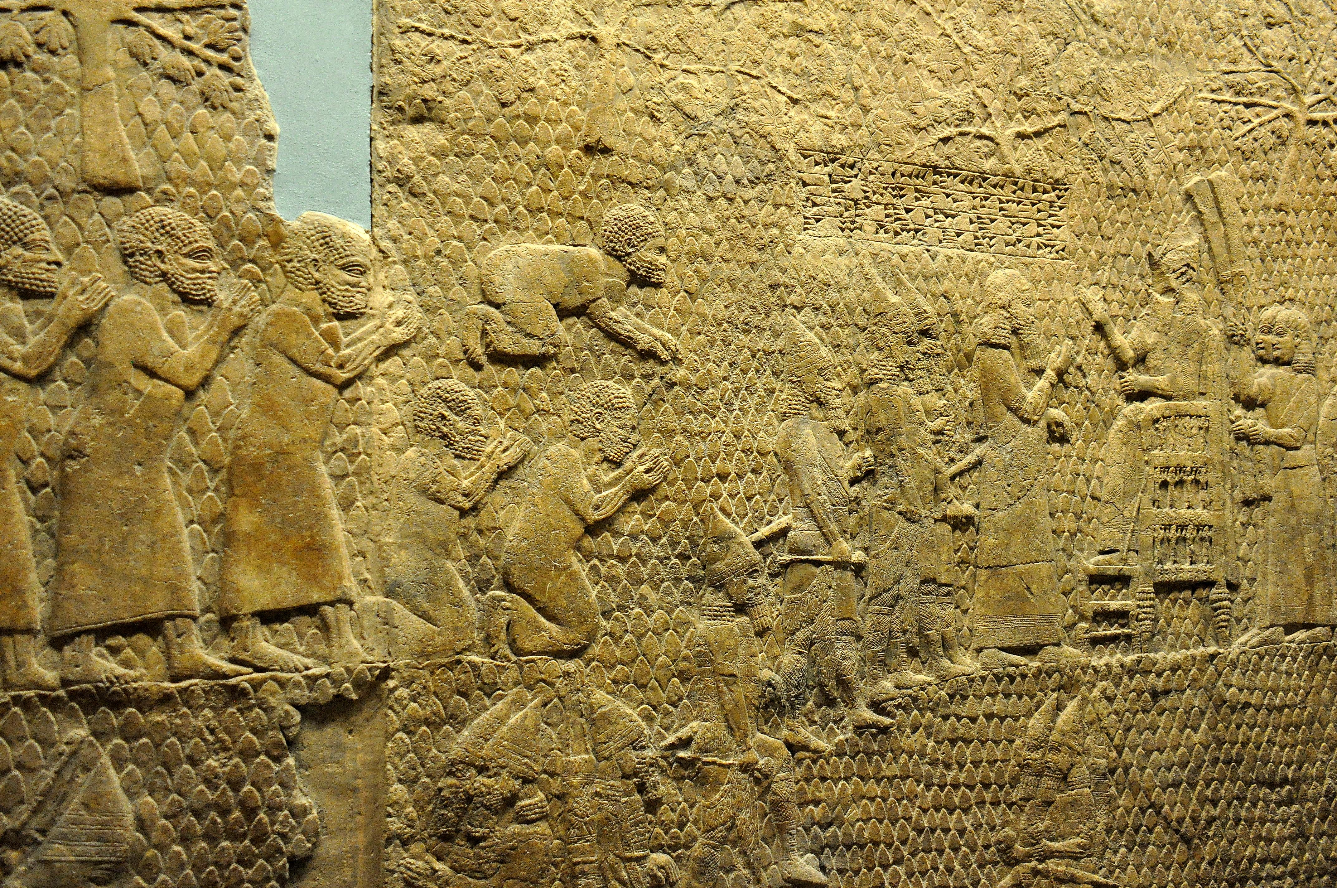 King Sennacherib Backgrounds, Compatible - PC, Mobile, Gadgets  4288x2848 px