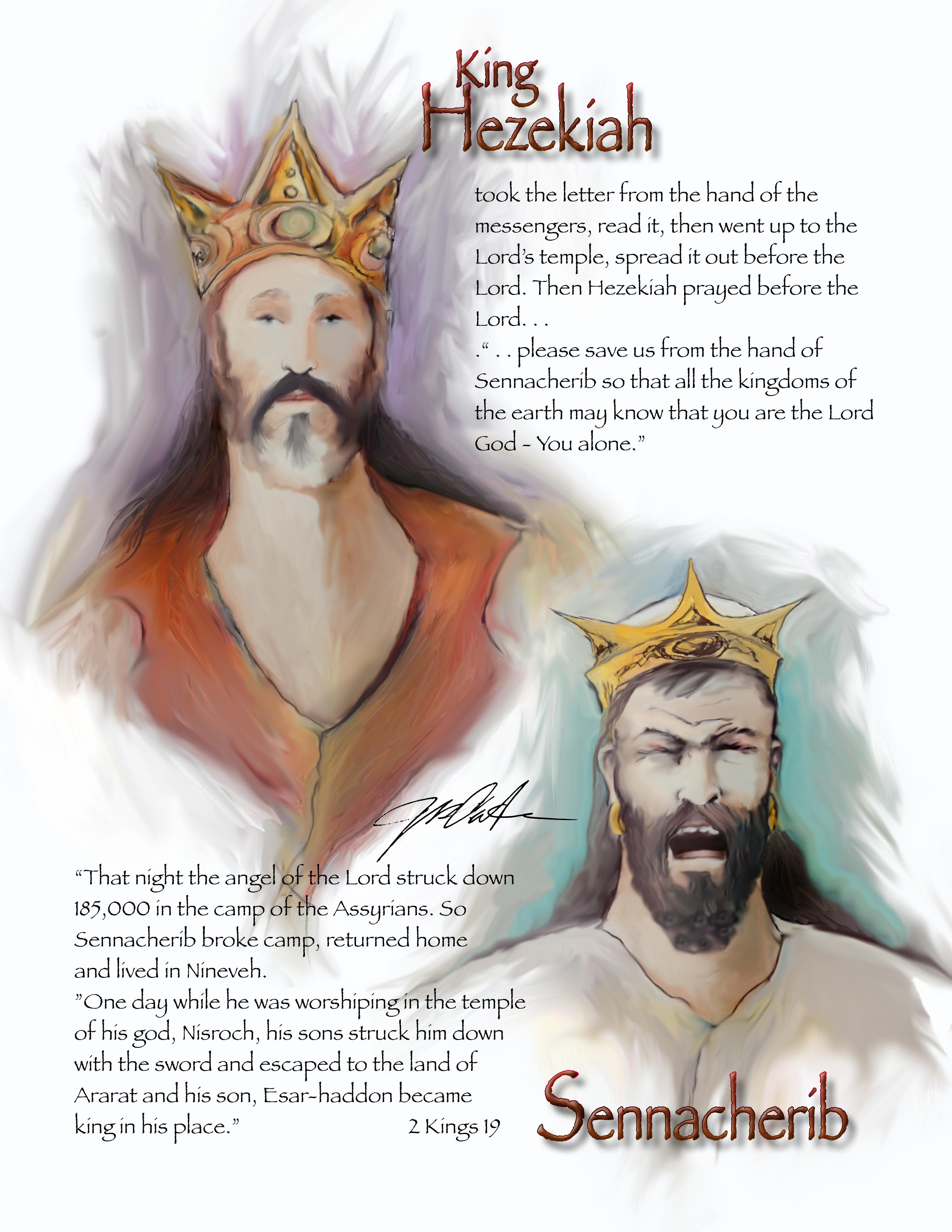 King Sennacherib Backgrounds on Wallpapers Vista