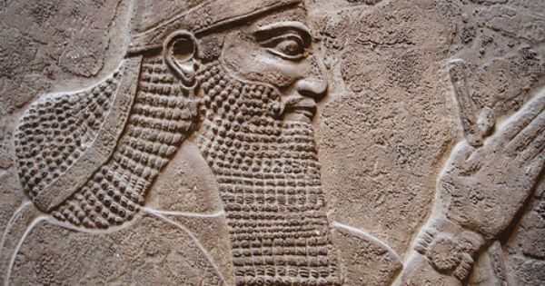 King Sennacherib High Quality Background on Wallpapers Vista