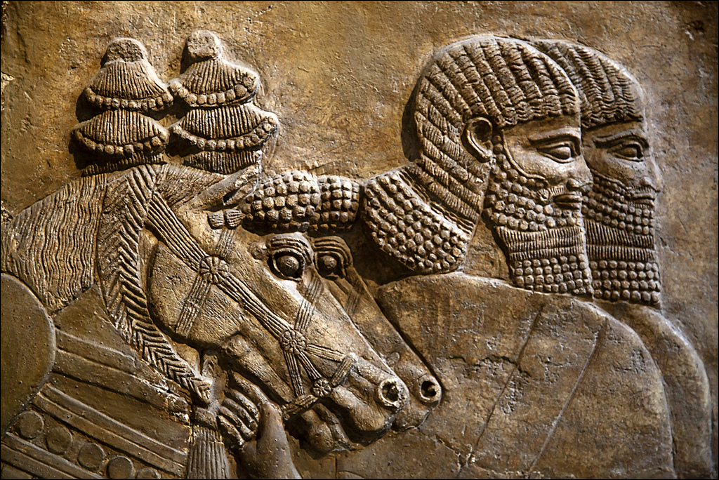 1024x684 > King Sennacherib Wallpapers
