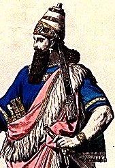HD Quality Wallpaper   Collection: Artistic, 169x246 King Sennacherib