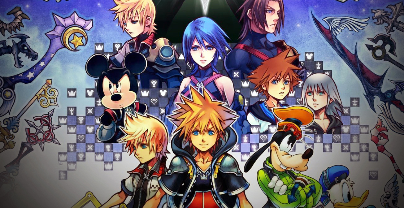 Kingdom Hearts Wallpapers Video Game Hq Kingdom Hearts Pictures