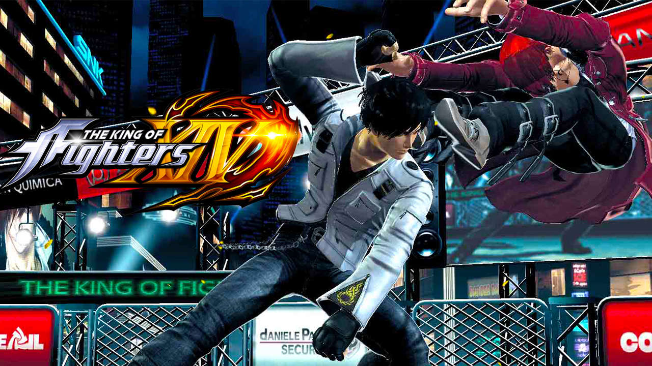 The King Of Fighters Xiv Wallpapers Video Game Hq The King Of