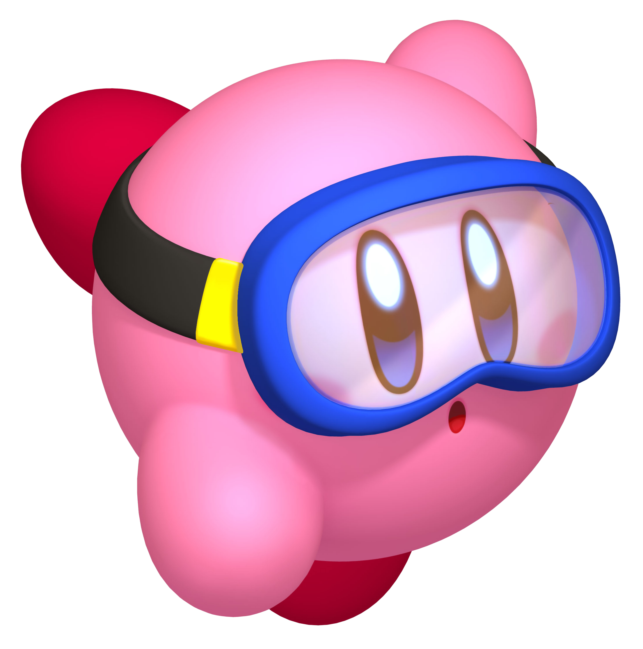 HD Quality Wallpaper | Collection: Video Game, 2210x2228 Kirby