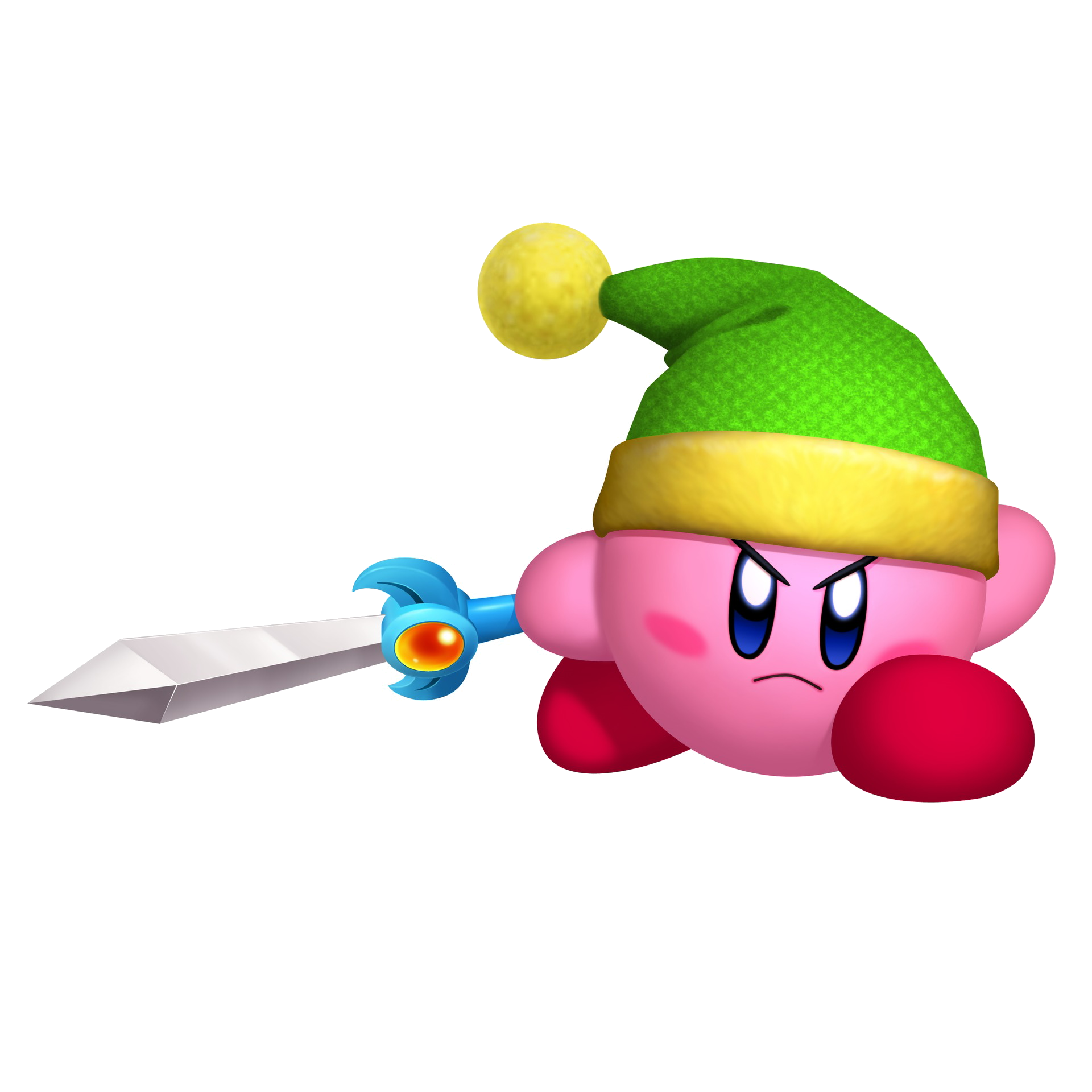 HD Quality Wallpaper | Collection: Video Game, 1920x1920 Kirby