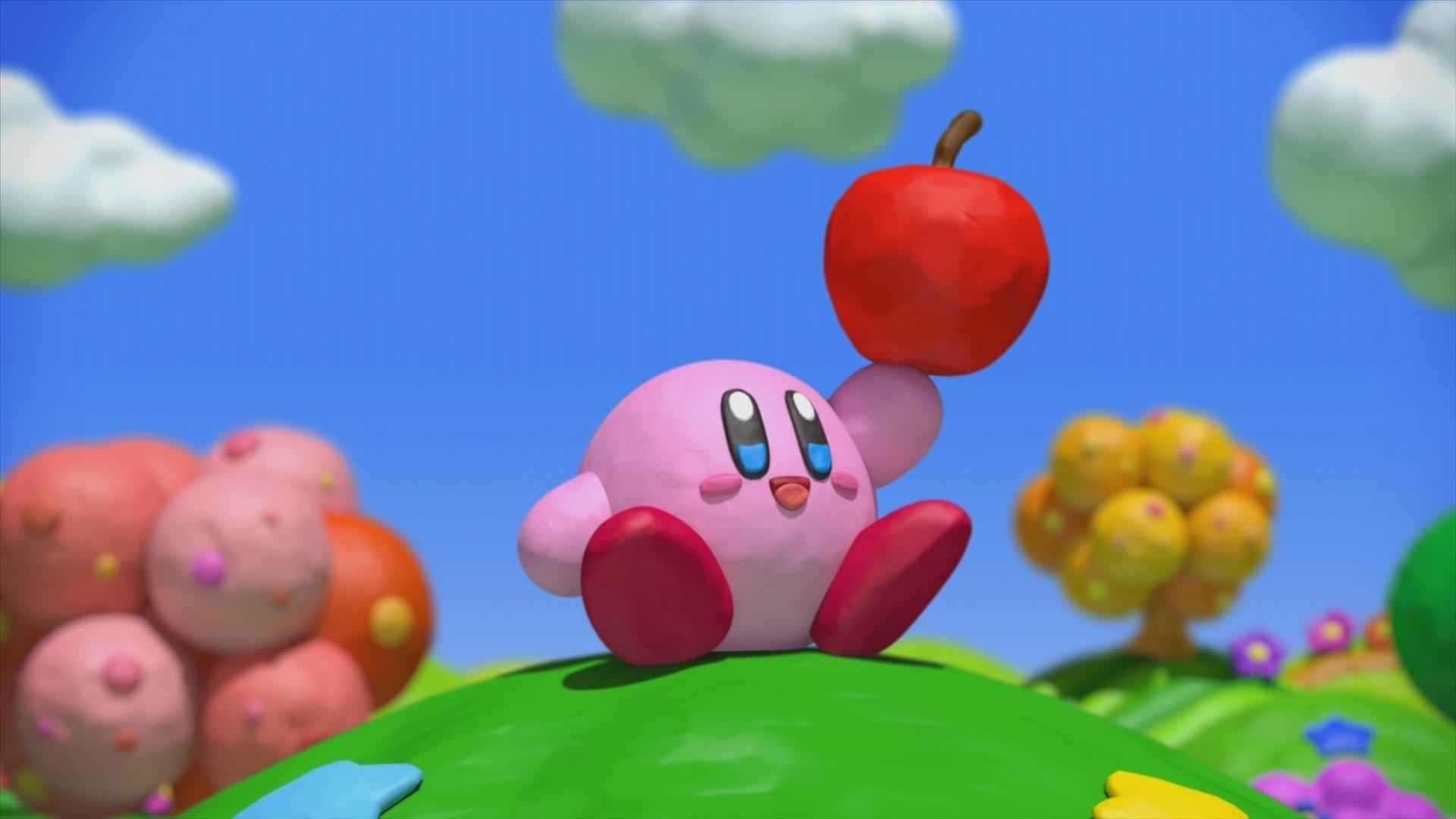Kirby And The Rainbow Curse Pics, Video Game Collection