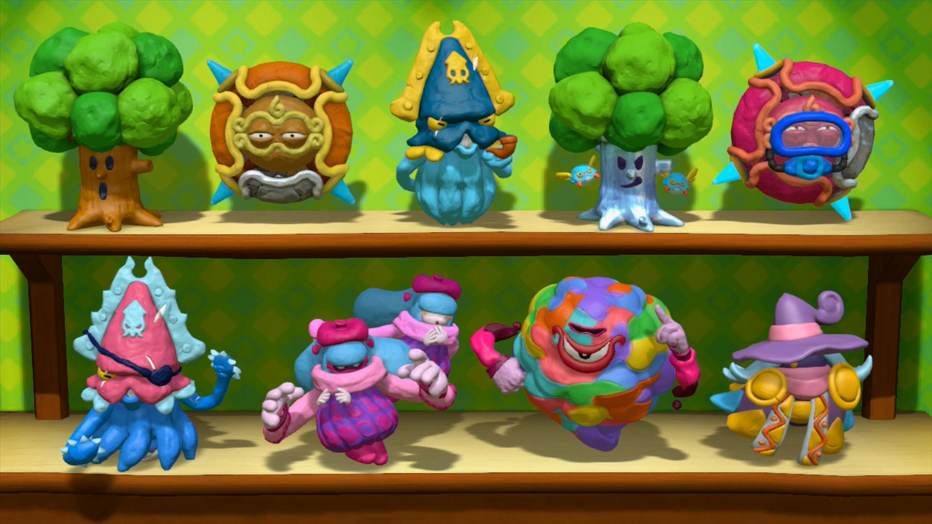 Kirby And The Rainbow Curse Backgrounds on Wallpapers Vista