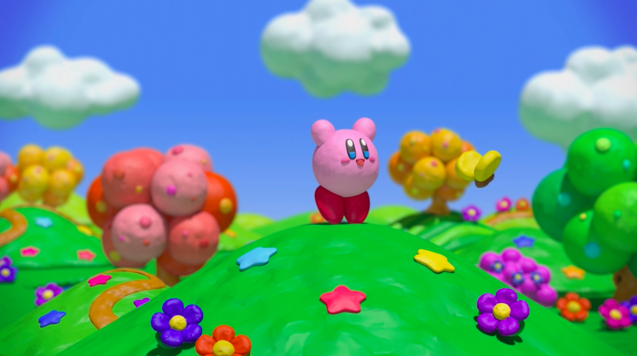 Images of Kirby And The Rainbow Curse | 1273x711