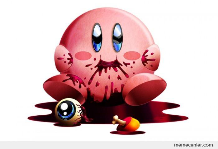 HD Quality Wallpaper | Collection: Video Game, 700x478 Kirby