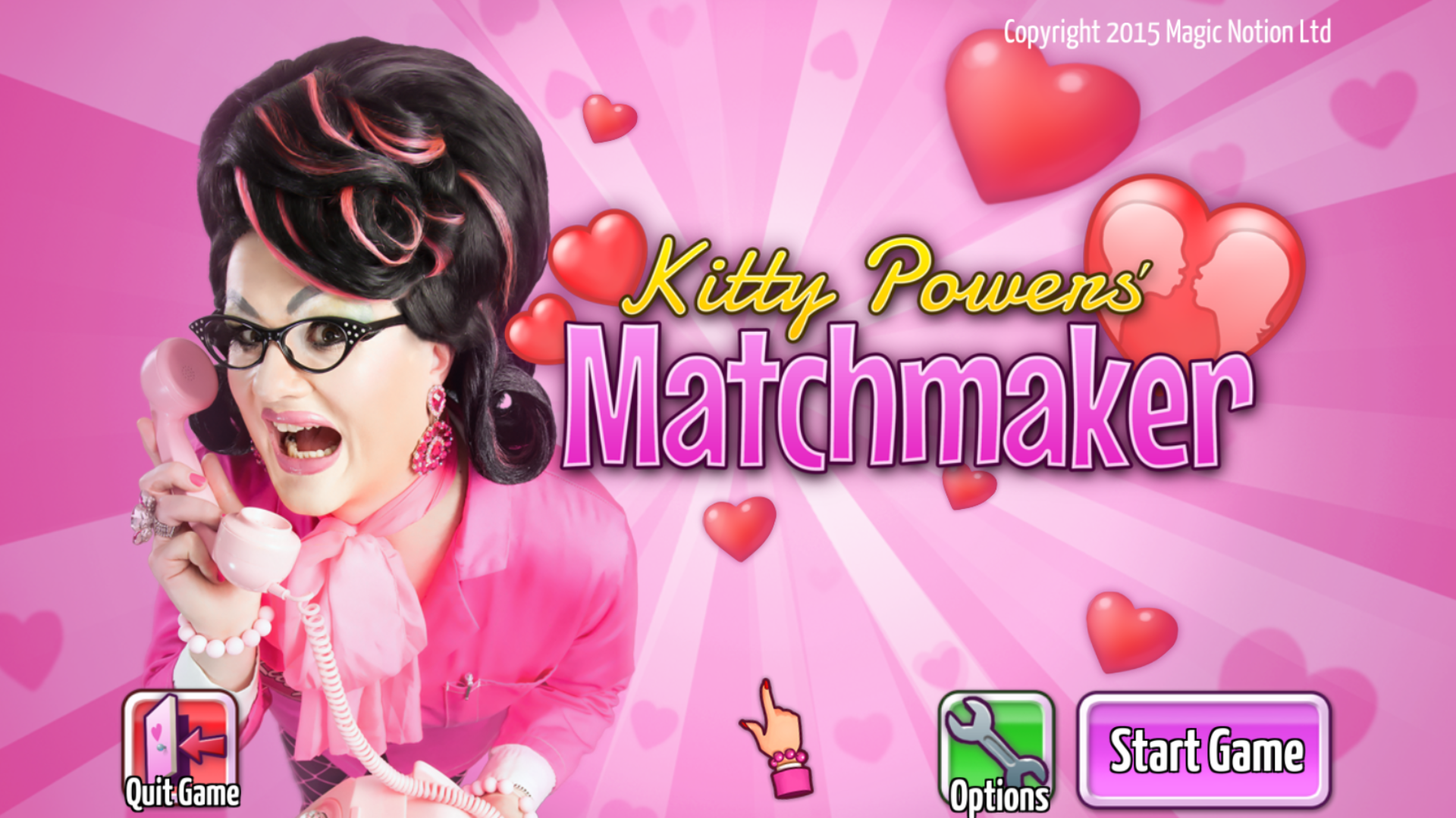 Kitty Powers' Matchmaker High Quality Background on Wallpapers Vista