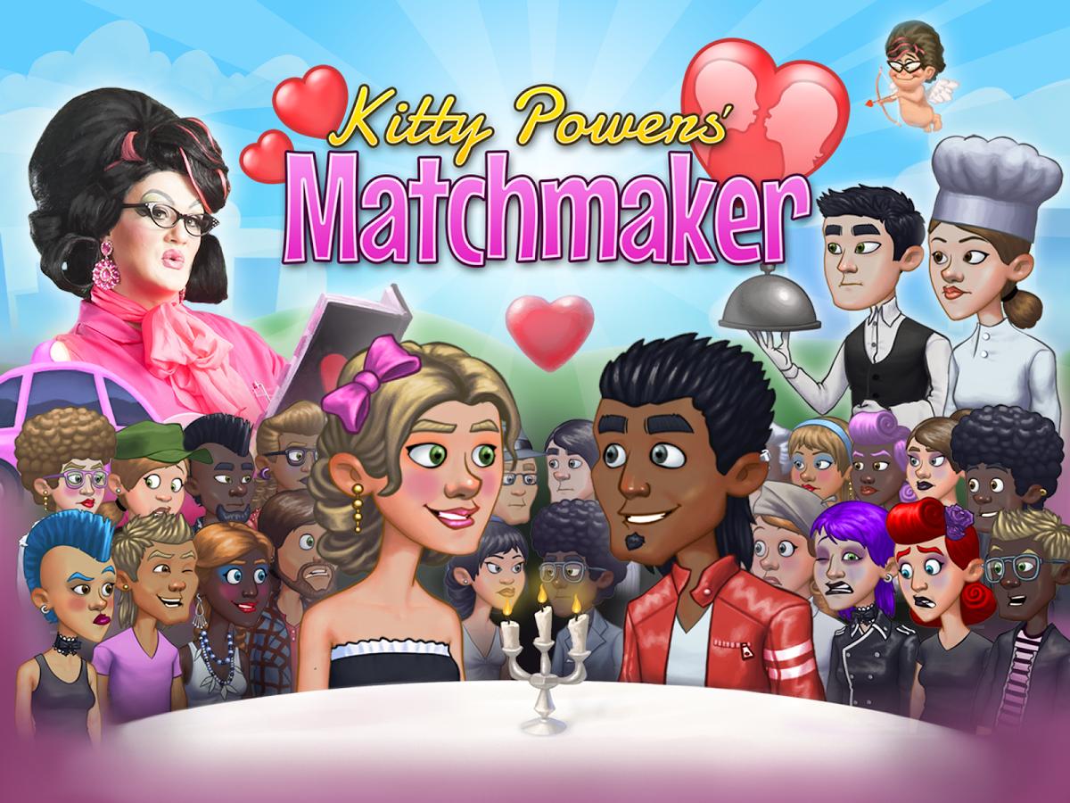 High Resolution Wallpaper | Kitty Powers' Matchmaker 1200x900 px