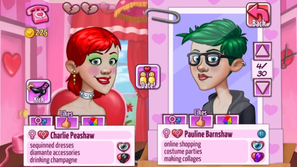 Kitty Powers' Matchmaker Backgrounds, Compatible - PC, Mobile, Gadgets| 594x334 px