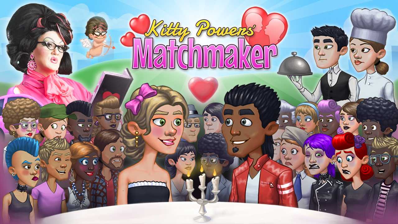 High Resolution Wallpaper | Kitty Powers' Matchmaker 1280x720 px