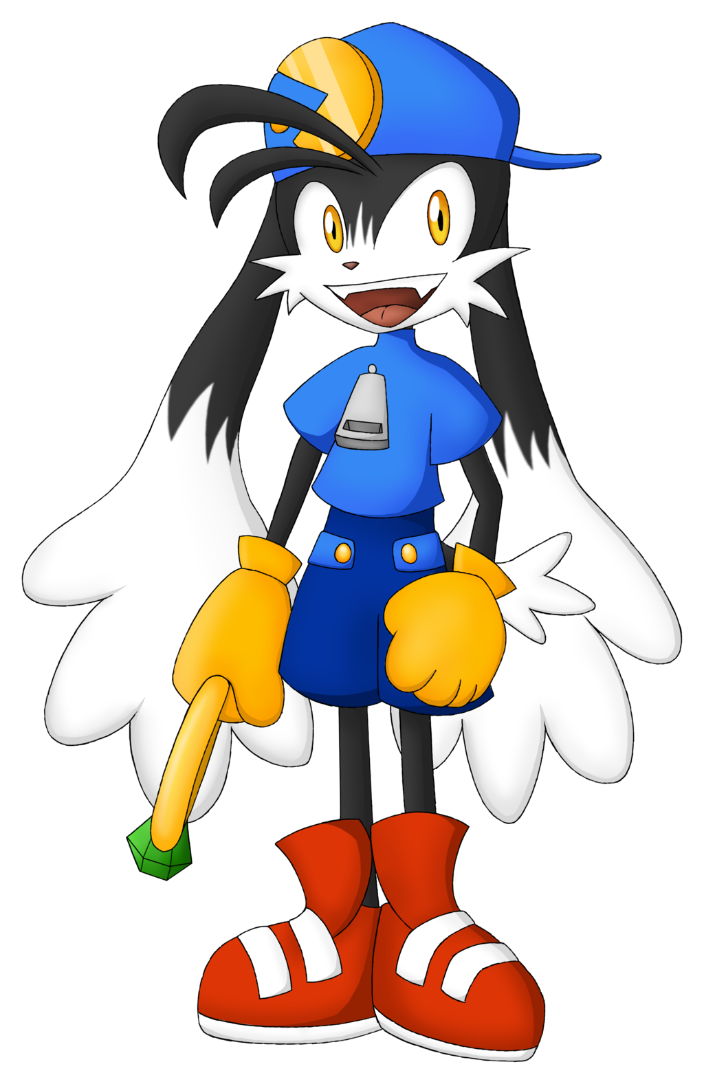 Klonoa 2: Lunatea's Veil High Quality Background on Wallpapers Vista