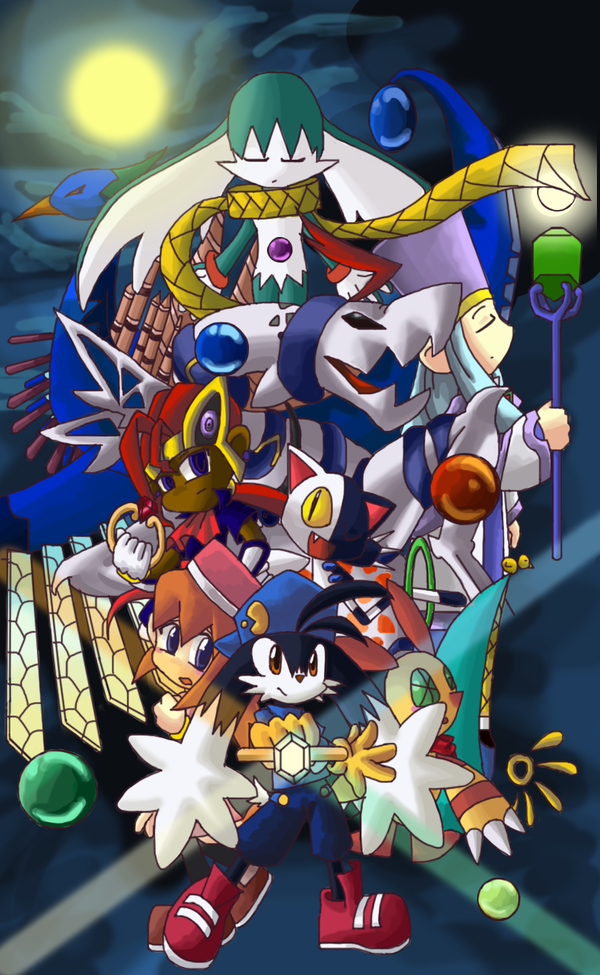 HQ Klonoa 2: Lunatea's Veil Wallpapers | File 701.67Kb