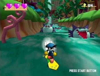 Amazing Klonoa 2: Lunatea's Veil Pictures & Backgrounds