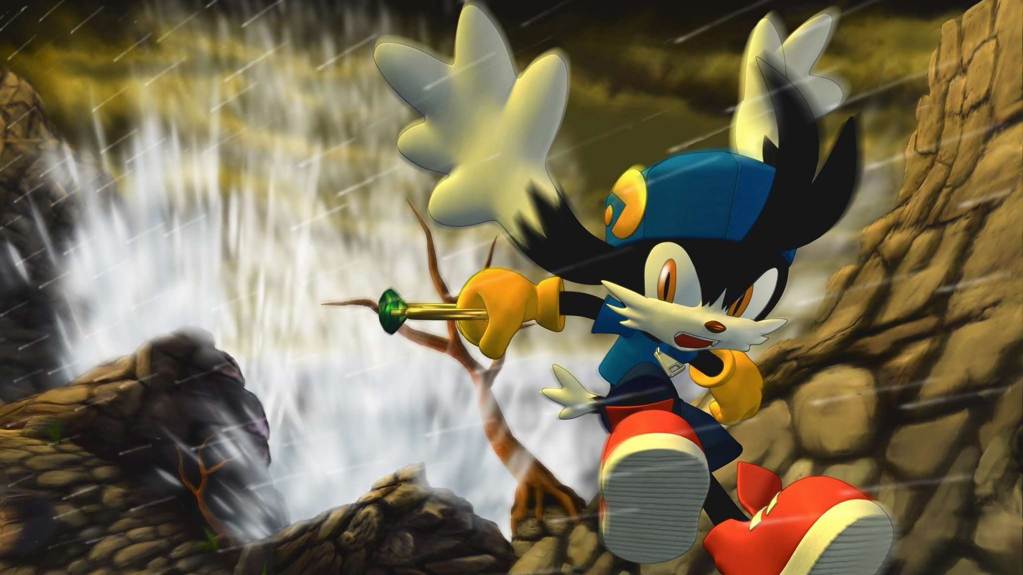 HD Quality Wallpaper | Collection: Video Game, 2048x1152 Klonoa