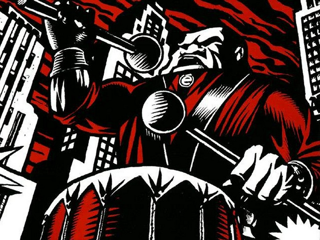 HD Quality Wallpaper | Collection: Music, 1024x768 Kmfdm