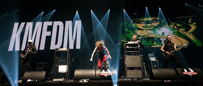 Kmfdm Pics, Music Collection