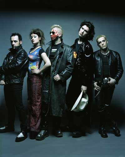 HD Quality Wallpaper | Collection: Music, 400x504 Kmfdm