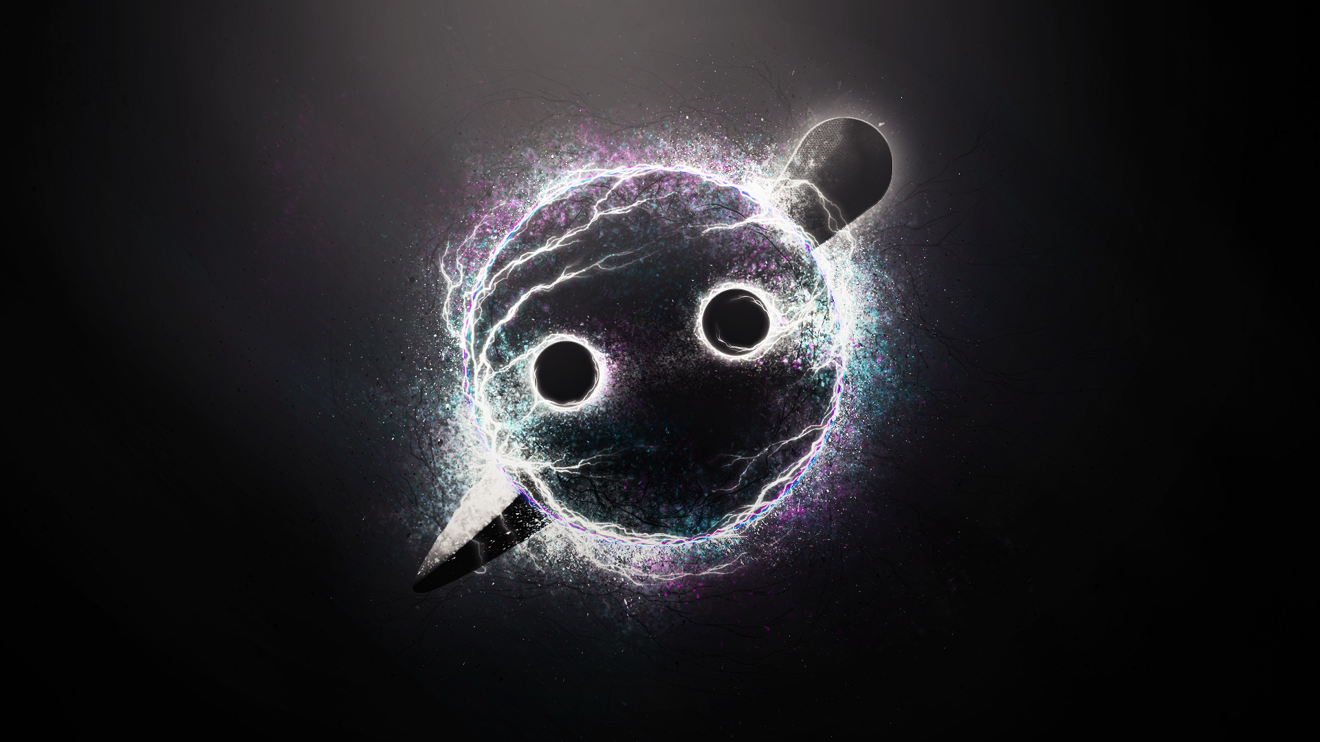 High Resolution Wallpaper   Knife Party 1920x1080 px