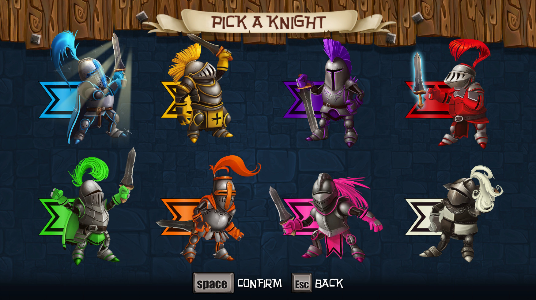 Amazing Knight Squad Pictures & Backgrounds