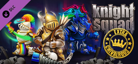 High Resolution Wallpaper | Knight Squad 460x215 px