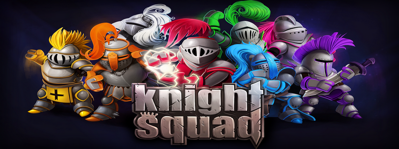 Nice wallpapers Knight Squad 800x300px