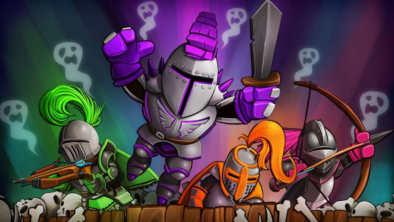Knight Squad Backgrounds on Wallpapers Vista