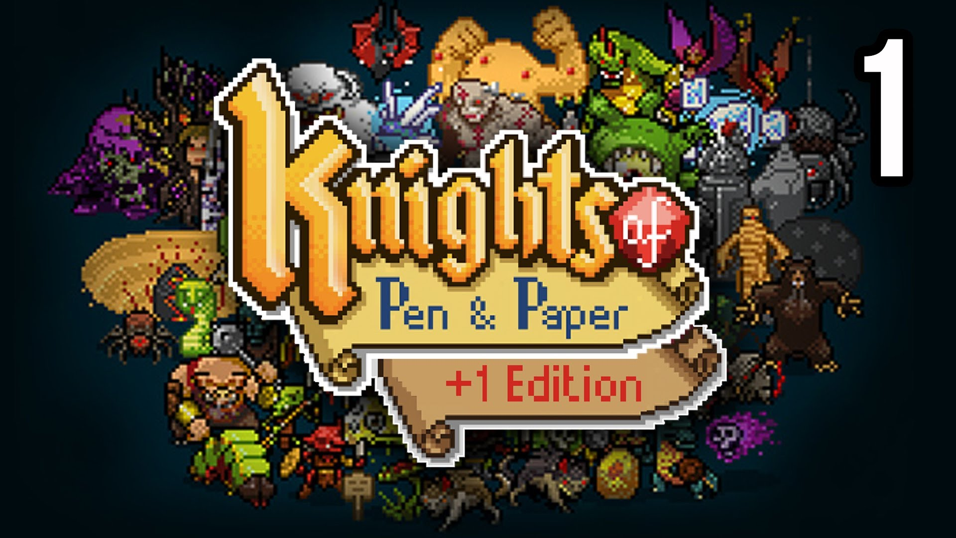 Knights Of Pen And Paper +1 High Quality Background on Wallpapers Vista