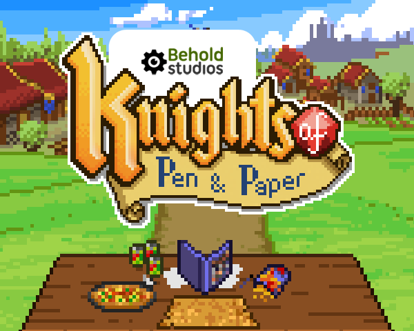 Nice wallpapers Knights Of Pen And Paper +1 600x480px