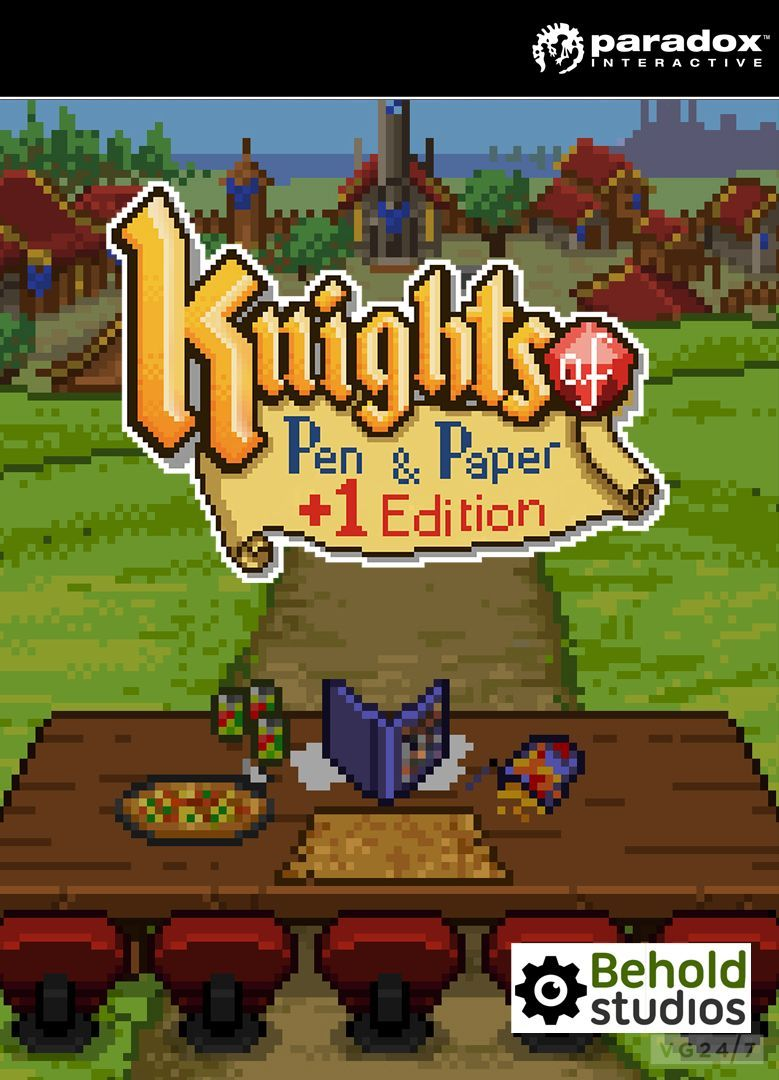 Amazing Knights Of Pen And Paper +1 Pictures & Backgrounds
