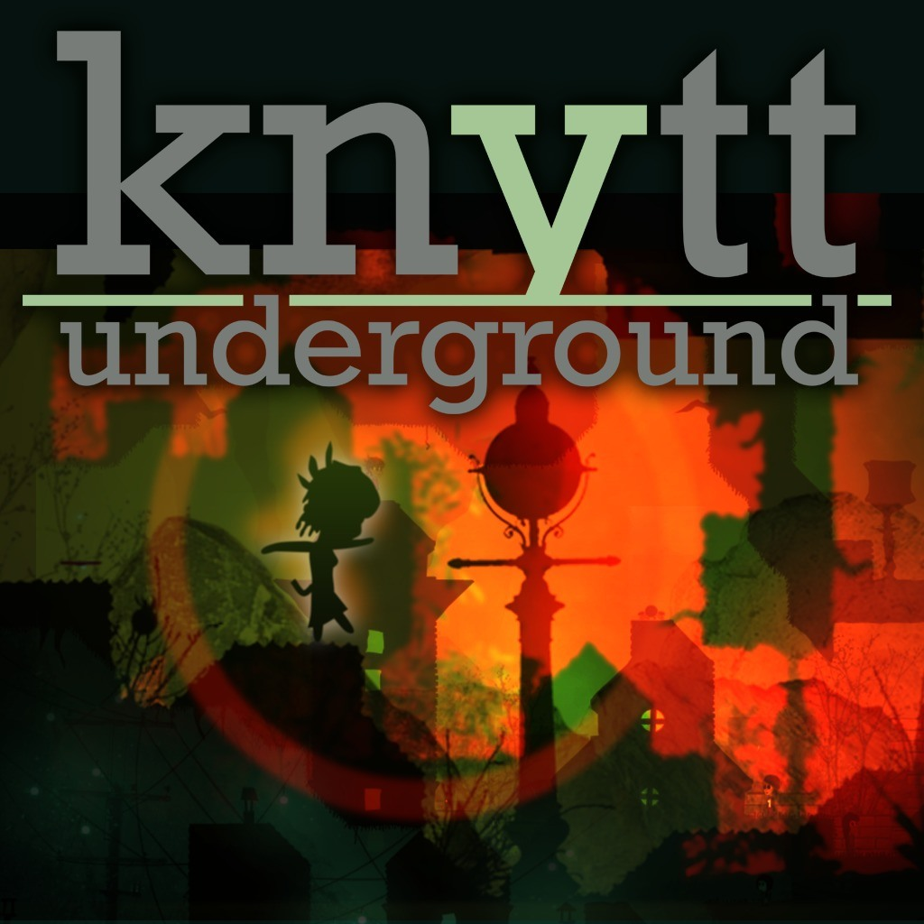 Nice Images Collection: Knytt Underground Desktop Wallpapers