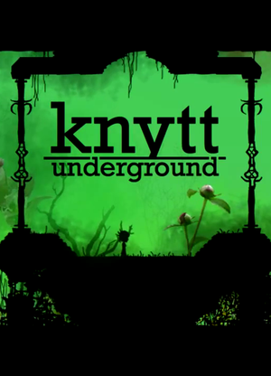 Knytt Underground Pics, Video Game Collection
