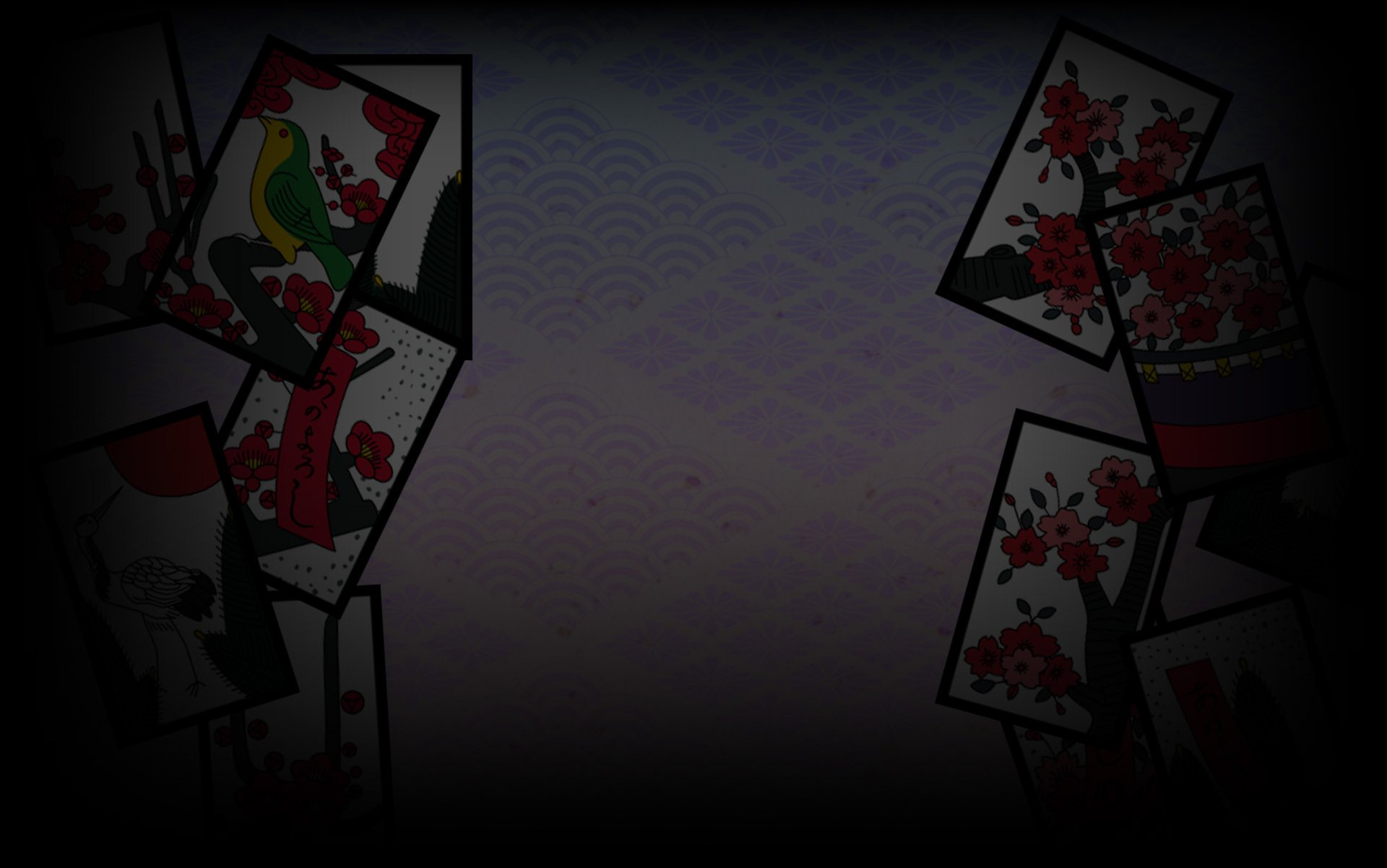 HD Quality Wallpaper | Collection: Video Game, 1920x1202 Koi-Koi Japan [Hanafuda Playing Cards]