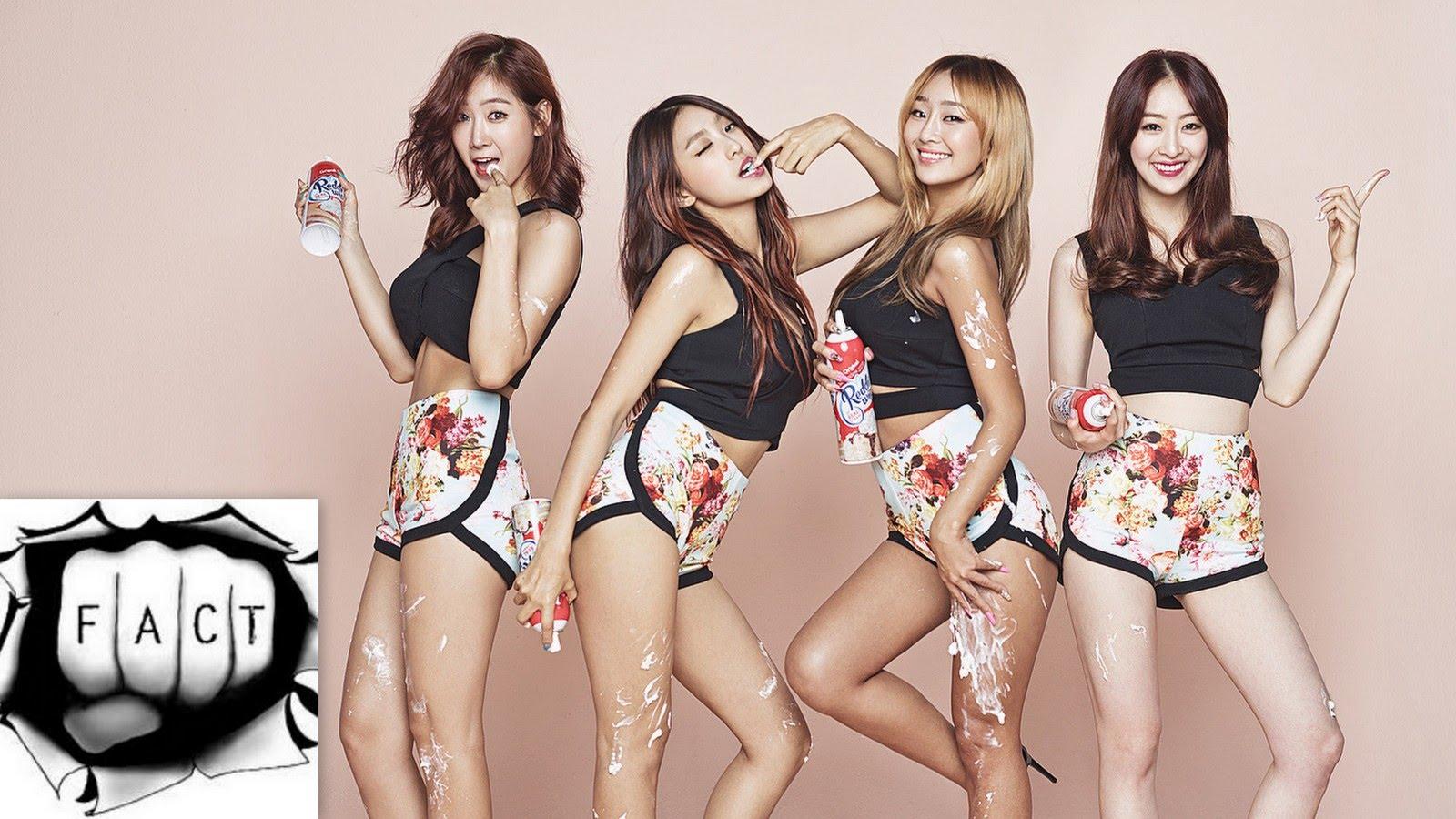 Korean Girl Group Backgrounds on Wallpapers Vista
