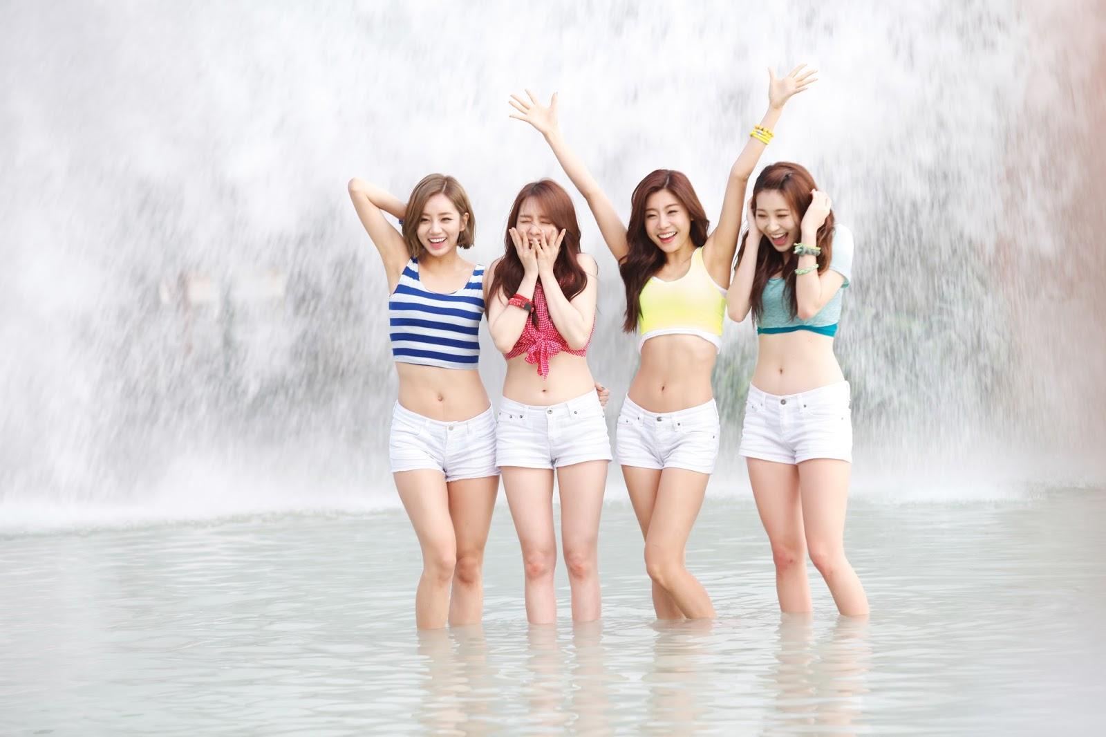 Nice Images Collection: Korean Girl Group Desktop Wallpapers
